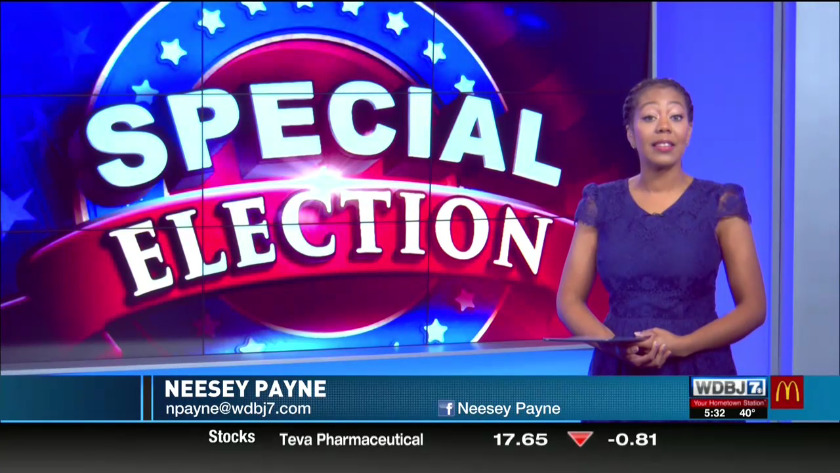 Two candidates run for 24th district special election