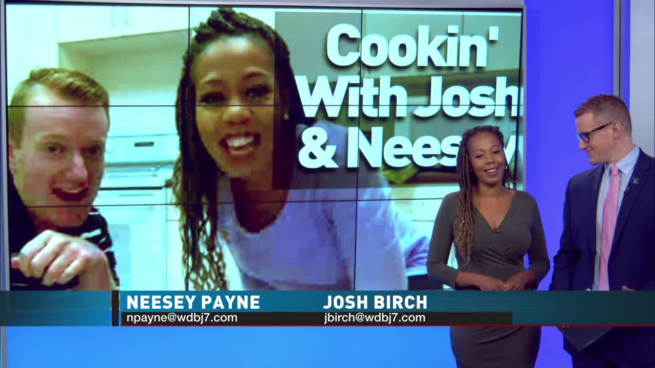 Cookin' with Josh and Neesey: Honor's Chicken