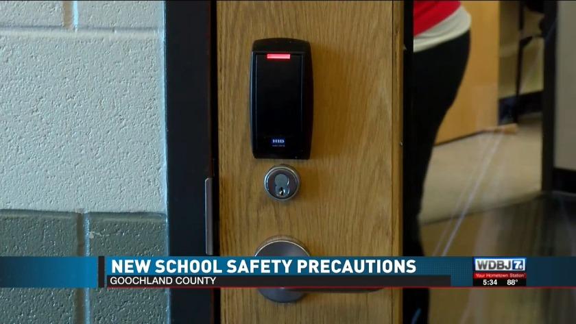 Goochland school security