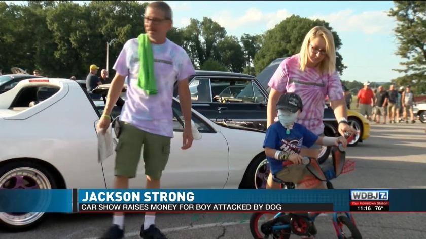 Jackson Strong event