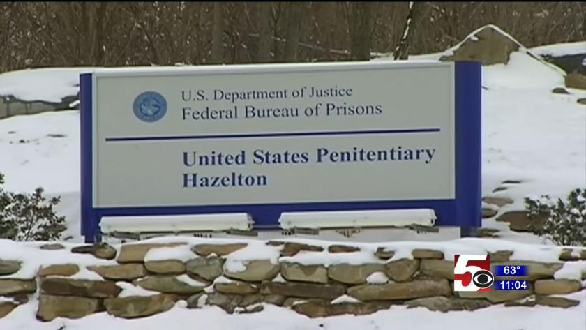 USP Hazelton inmate dead after fight