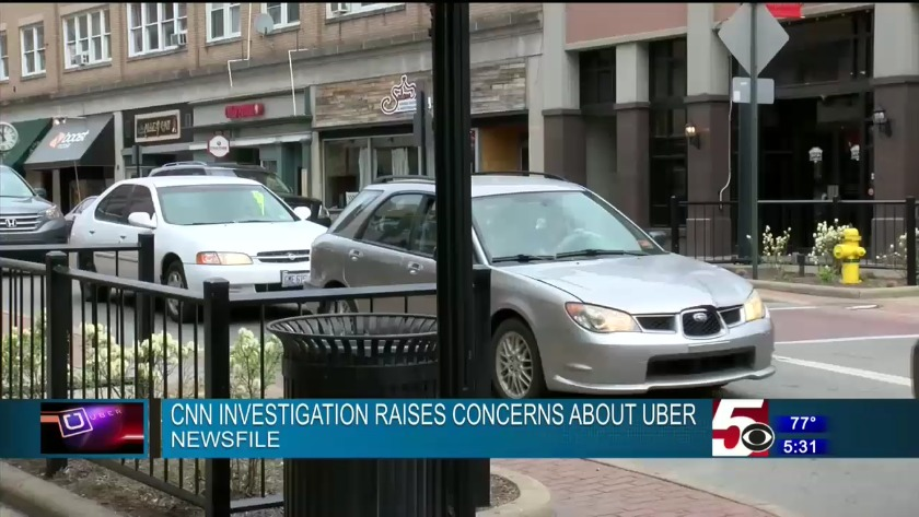 CNN investigation finds 103 Uber drivers accused of sexual