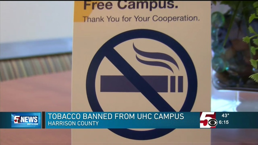 UHC bans tobacco