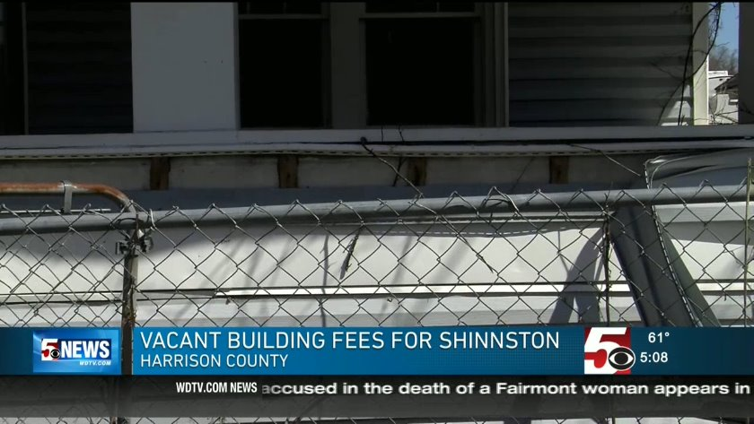 Shinnston to start enforcing yearly fees on vacant buildings