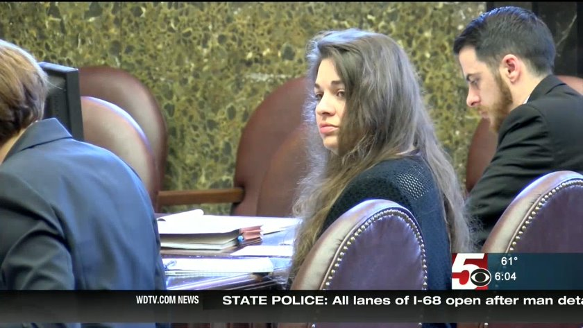 UPDATE: Melissa McAtee receives maximum sentence for her