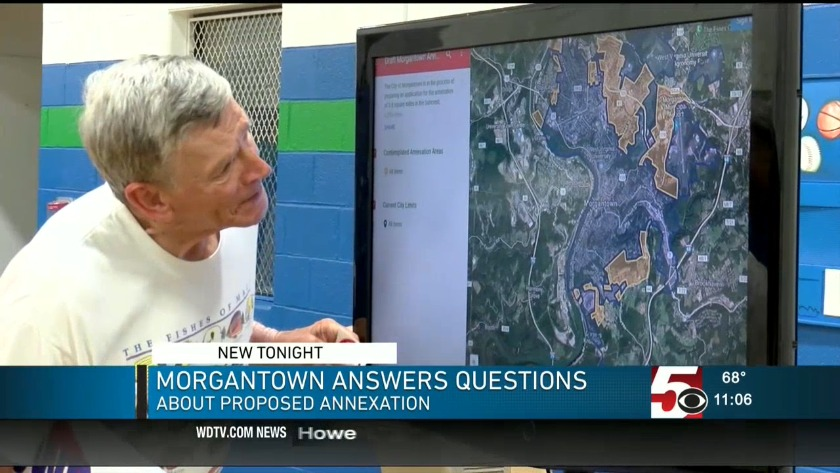 Morgantown offers answers to proposed annexation