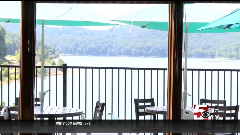 Tasty Tuesday: The Lodge at Tygart Lake State Park