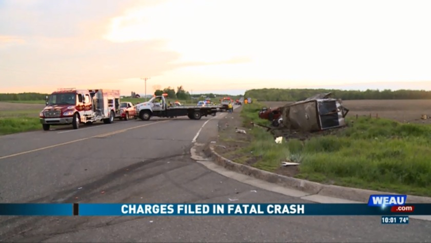 Eau Claire woman charged in fatal 2017 crash