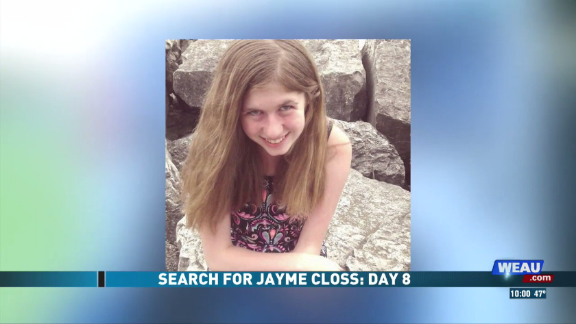 UPDATE: Community gathering held in Barron for Jayme Closs