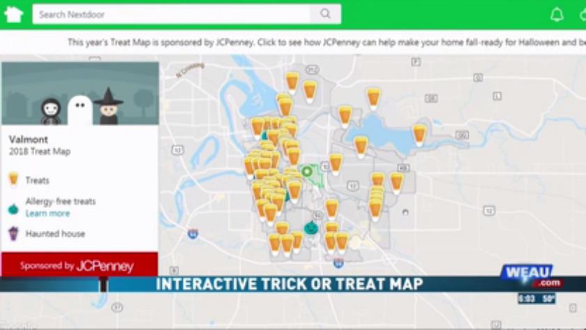 Nextdoor App Provides Trick Or Treating Safety Map