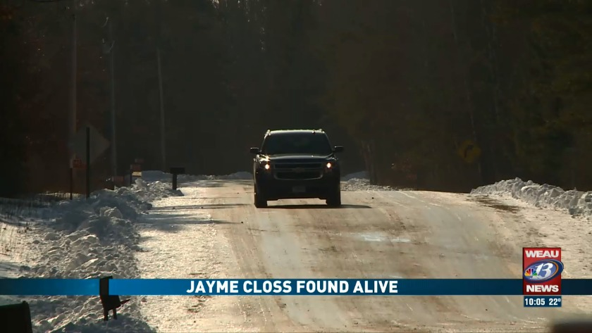 UPDATE: Jayme Closs home from hospital, suspect to appear in