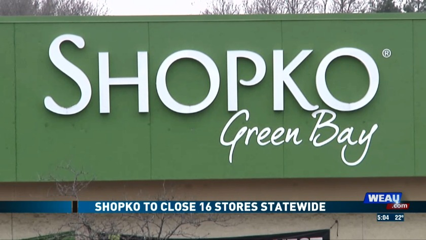 9e9382b835 UPDATE  Shopko to close 16 stores statewide