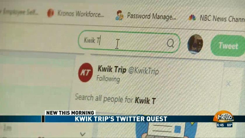 Kwik Trip's Twitter Quest (7/19/19)