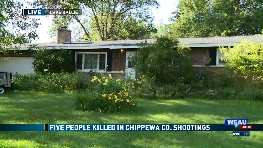 Relative identifies 3 of 5 killed in Chippewa County