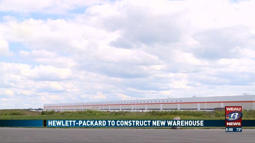 Hewlett Packard Enterprise to construct new manufacturing