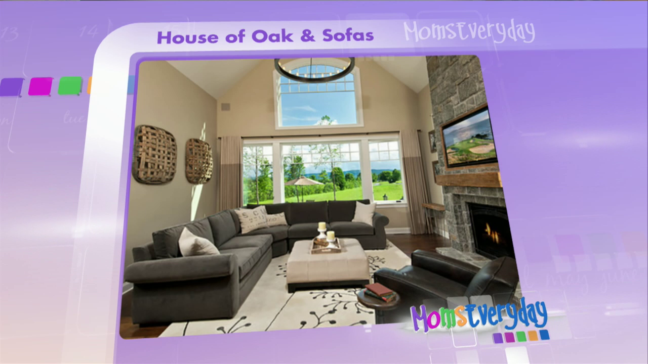 House Of Oak And Sofa: Color Trends