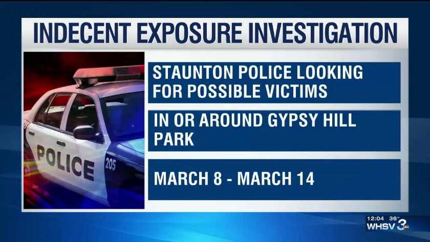 Police investigate reports of indecent exposure in Gypsy