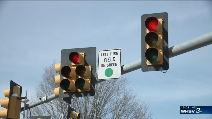 Luray Police Using Traffic Signal Cameras To Solve Crimes