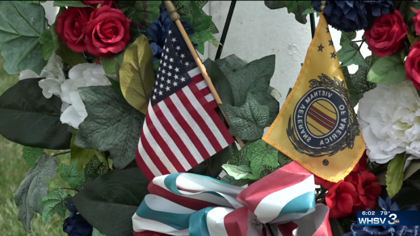 Local veterans recognize first anniversary of National