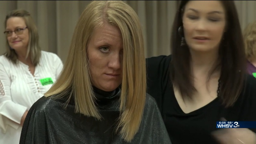Kindergartner Gets First Haircut For Charity