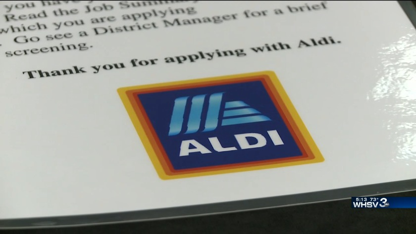 Aldi Set To Open In Harrisonburg Before The End Of Summer