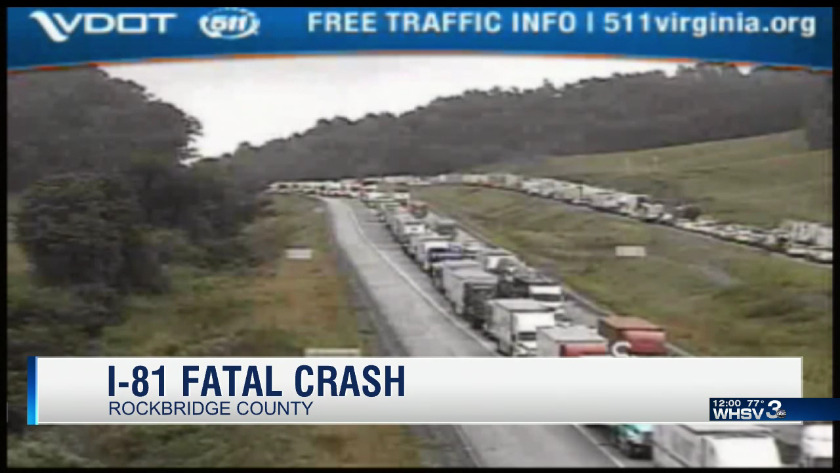 Police say passenger killed in I-81 tractor trailer crash had been
