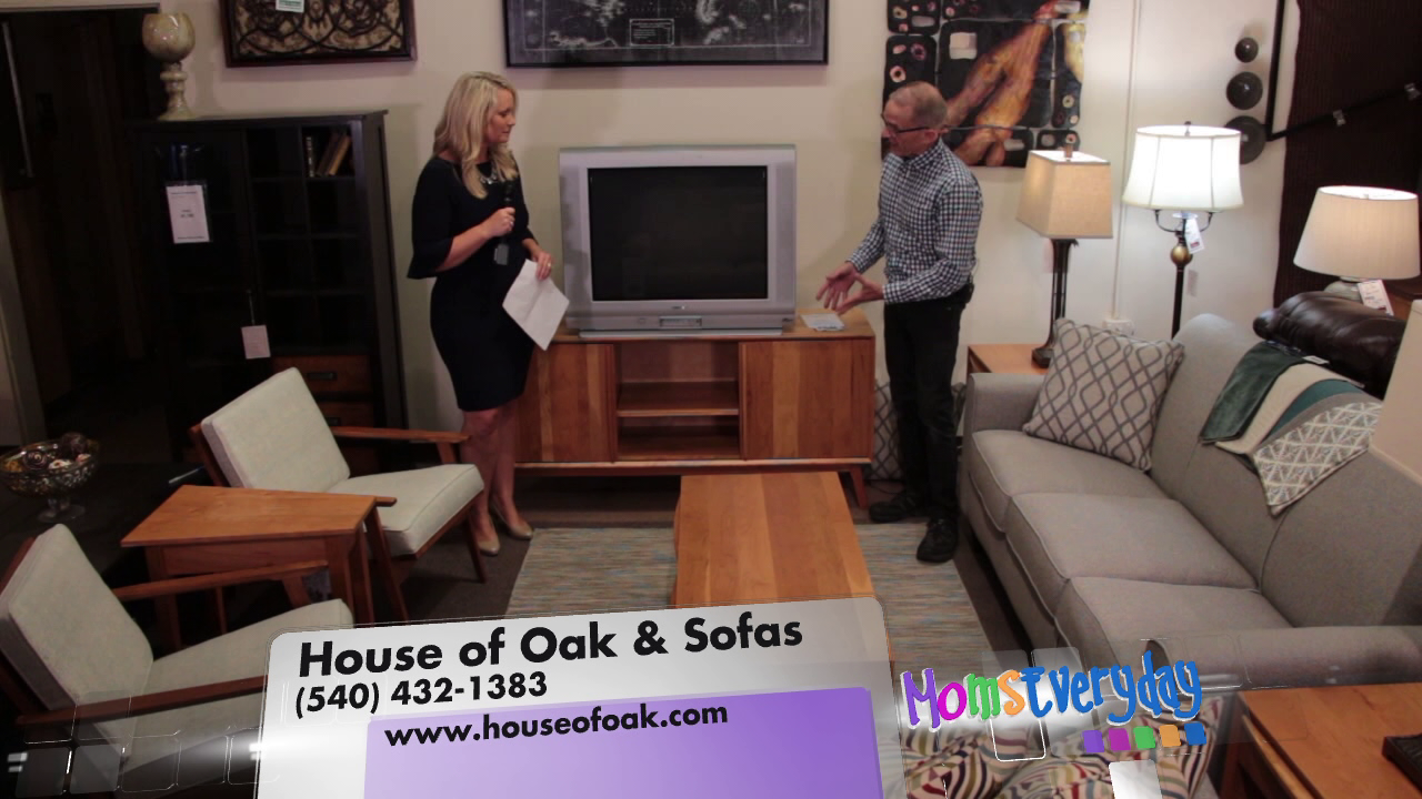 Beautiful House Of Oak And Sofas