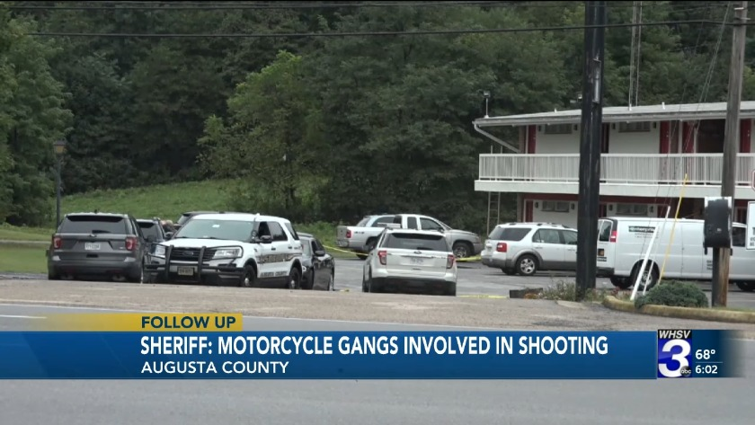 Seven Hells Angels members arrested after Augusta County