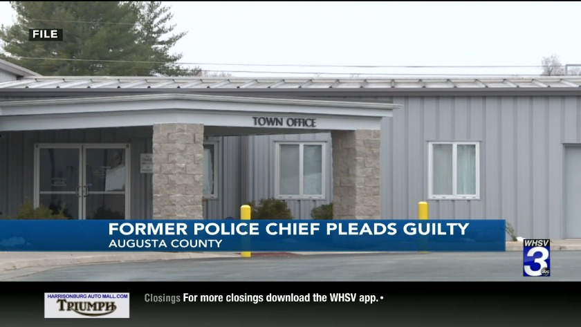Former Craigsville police chief pleads guilty to drug and