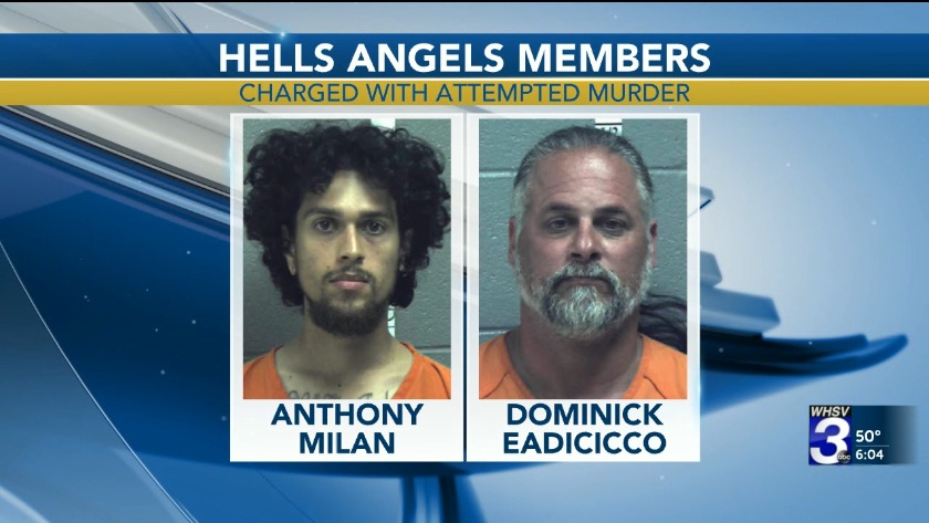 New charges for two Hells Angels bikers