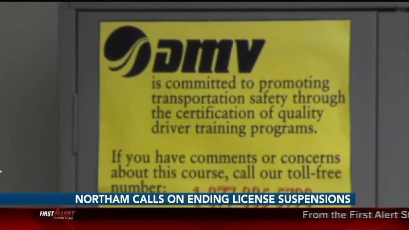 Virginia lawmakers vote to eliminate driver's license