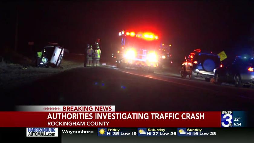 State Police investigate fatal crash in Rockingham County