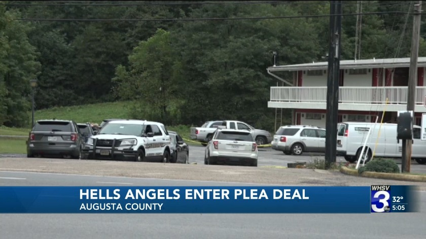Four members of Hells Angels agree to plea deal