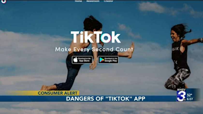 Report: Online predators use teen app TikTok to solicit children