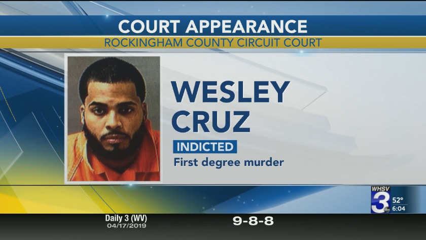 Man accused of murder appears in court