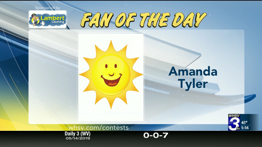 Fan of the Day - May 15
