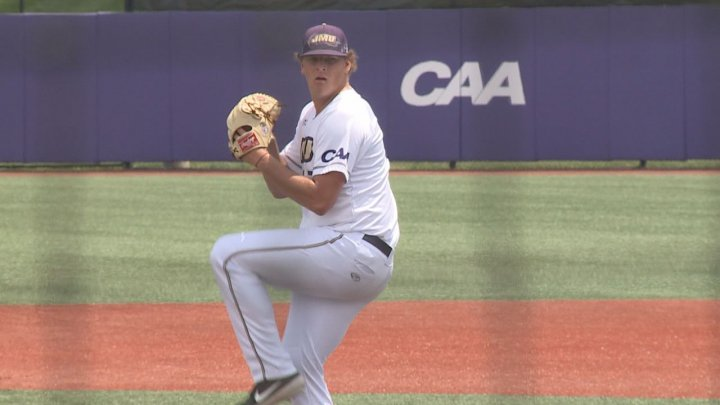 DIGITAL EXTRA: JMU pitching coach Jimmy Jackson on MLB Draft pick