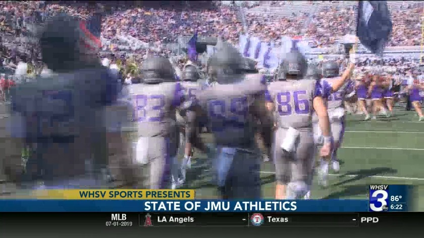 Jmu Academic Calendar 2020-2021 WHSV Sports Presents: State of JMU Athletics