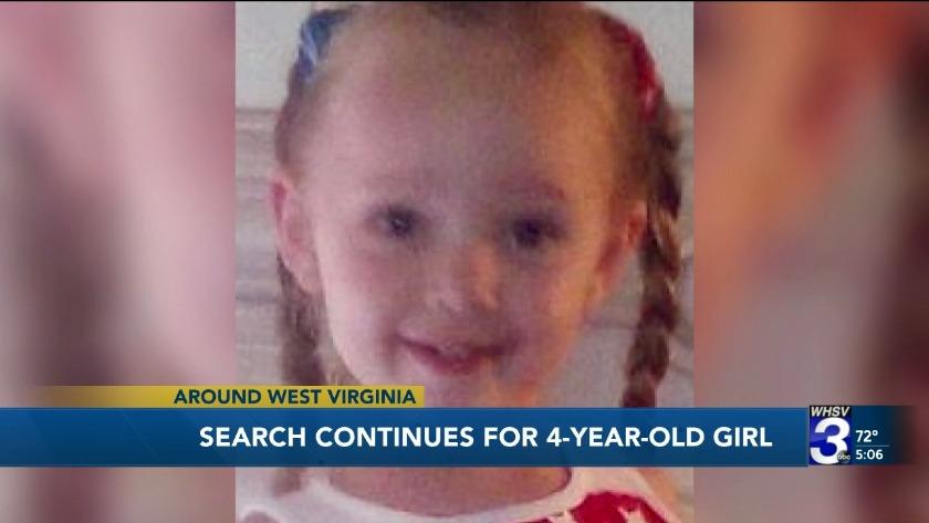 Missing West Virginia girl found safe after Amber Alert