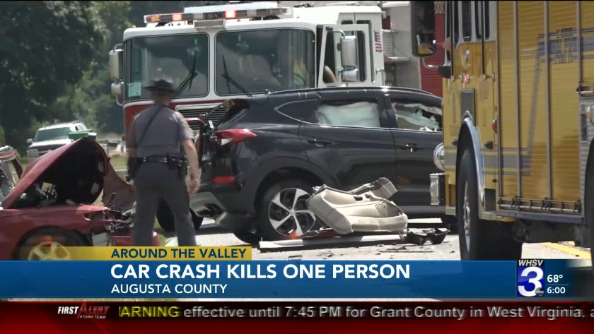 Virginia's top mental health official dies after crash that