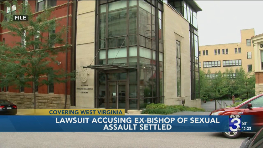 Church abuse lawsuit in WV settled