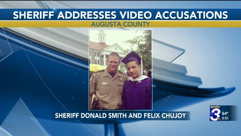 Augusta County Sheriff releases would-be smear campaign video