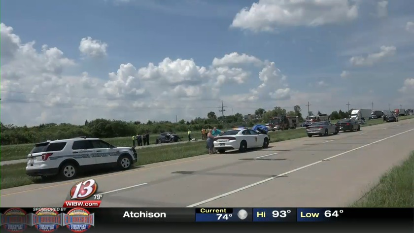 Topeka Police Officer among victims of Hwy  75 wreck