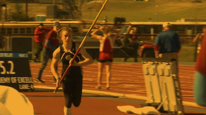 Local track and field athletes compete in 92nd Kansas Relays