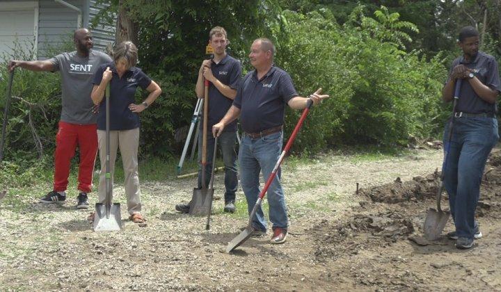 Community group looks to rebuild Hi-Crest neighborhood
