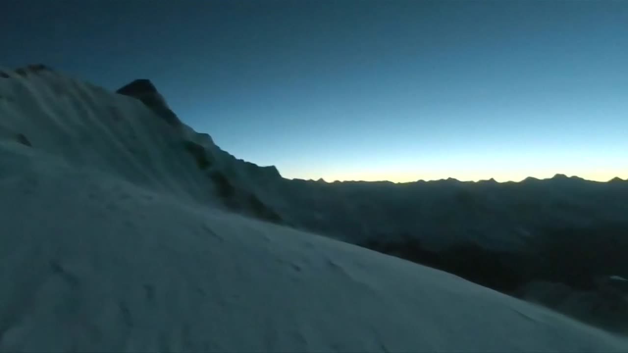 WATCH: Digital camera found from deadly avalanche in Himalayas