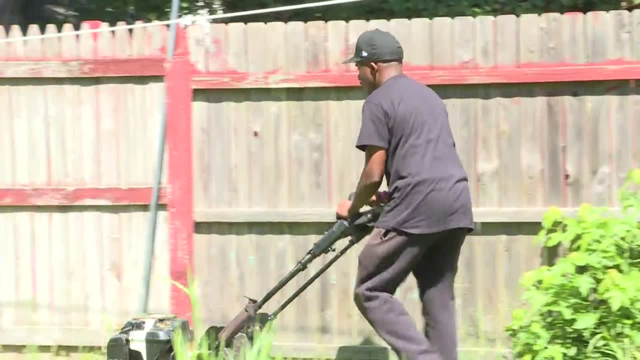WATCH: Rodney Smith Jr  travels to all 50 states to mow