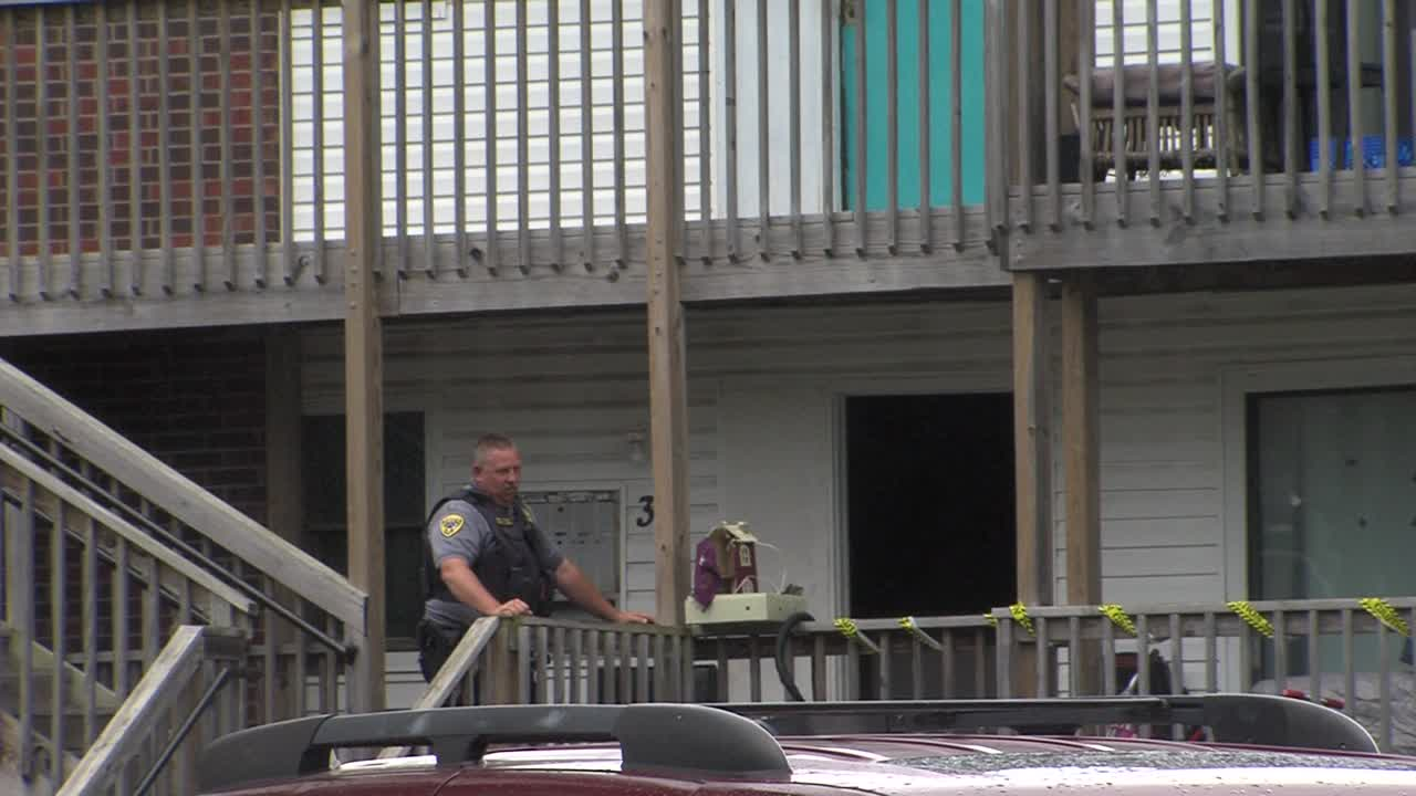 Tip leads Sheriff's Office to Topeka apartment complex