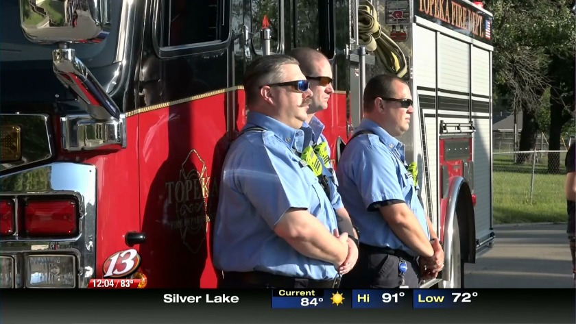WATCH: 9/11 commemorations around Topeka