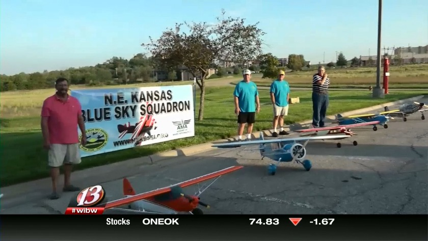 Scale Model Planes Flying High This Weekend